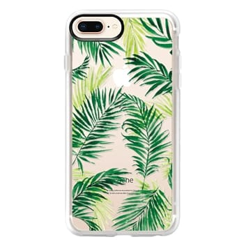 Grip iPhone 8 Plus Case - Under the Palm Trees