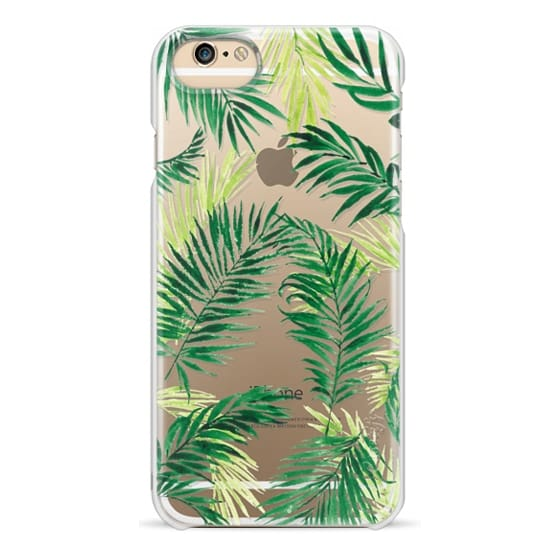 iPhone 4 Cases - Under the Palm Trees