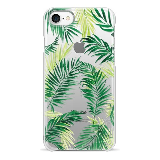 iPhone 7 Cases - Under the Palm Trees