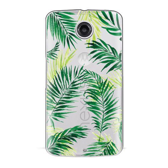 Nexus 6 Cases - Under the Palm Trees