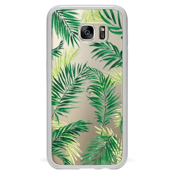 Samsung Galaxy S7 Edge Cases - Under the Palm Trees