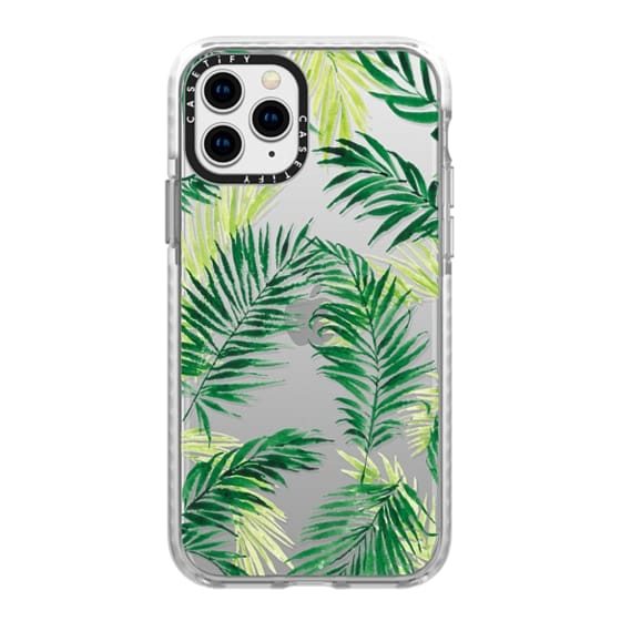 iPhone 11 Pro Cases - Under the Palm Trees