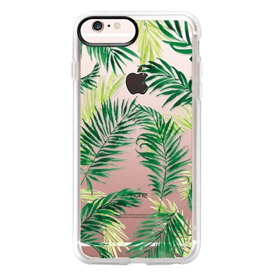iPhone 6s Plus Cases - Under the Palm Trees