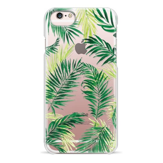 iPhone 6s Cases - Under the Palm Trees