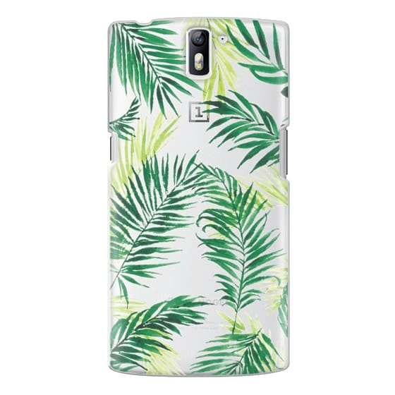 One Plus One Cases - Under the Palm Trees