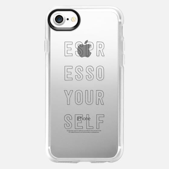 Espressoyourself - Wallet Case
