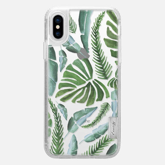 iPhone X Hülle - Leaf it to me