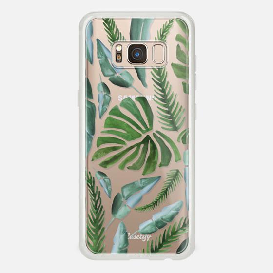 Galaxy S8 Capa - Leaf it to me