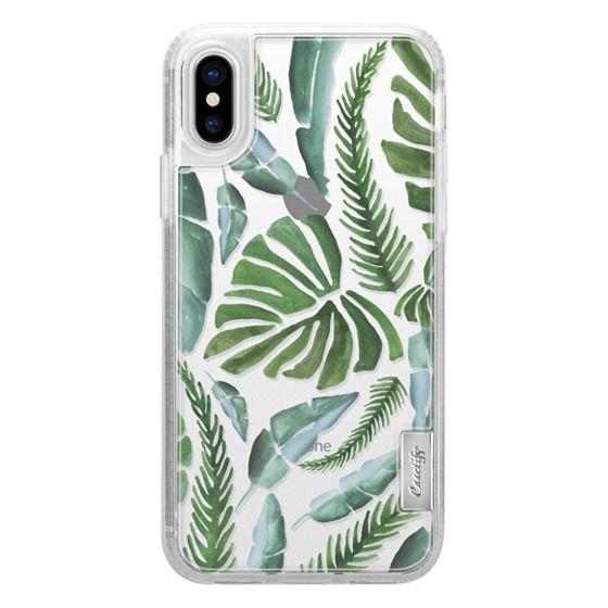 iPhone X เคส - Leaf it to me