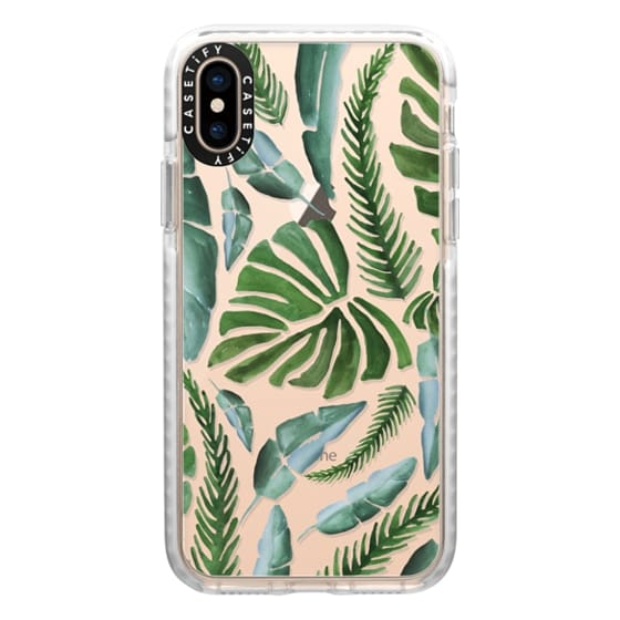 iPhone XS Cases - Leaf it to me
