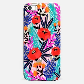 iPhone 5s Case Bohemian Blooms