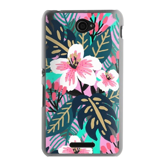 Sony E4 Cases - Paradise