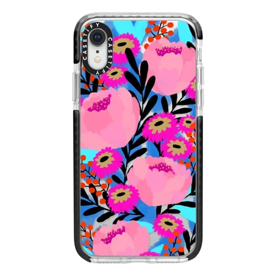 iPhone XR Cases - Anemone