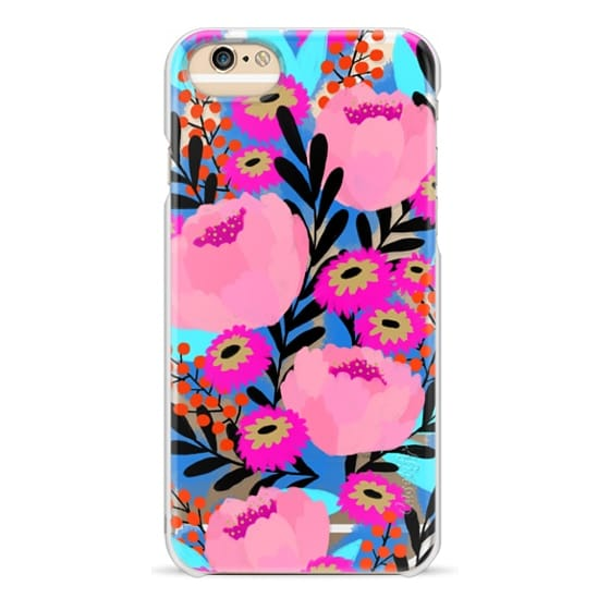 iPhone 6 Cases - Anemone