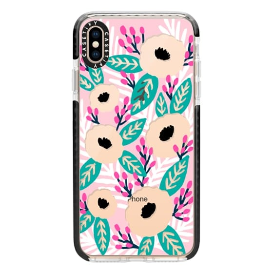 iPhone XS Max Cases - Blossom Party