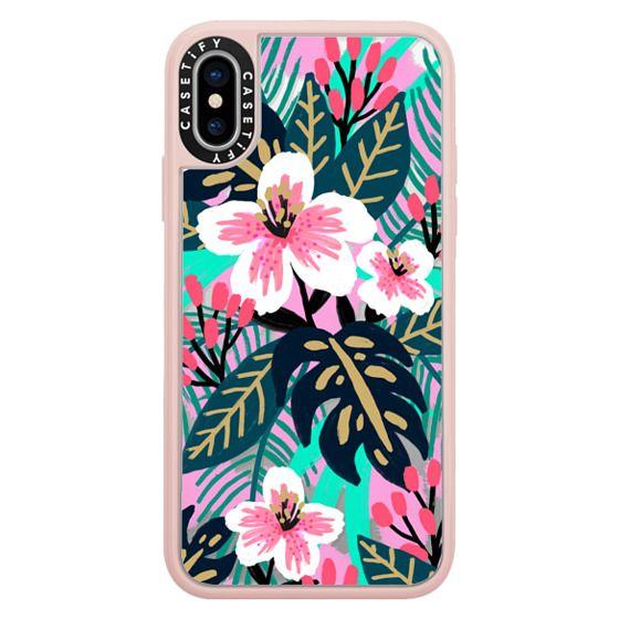 iPhone X Cases - Paradise