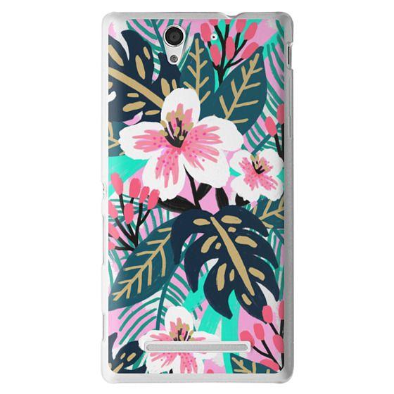 Sony C3 Cases - Paradise