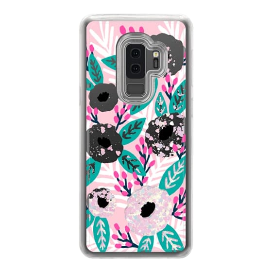 Samsung Galaxy S9 Plus Cases - Blossom Party