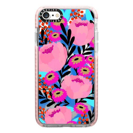 iPhone 7 Cases - Anemone