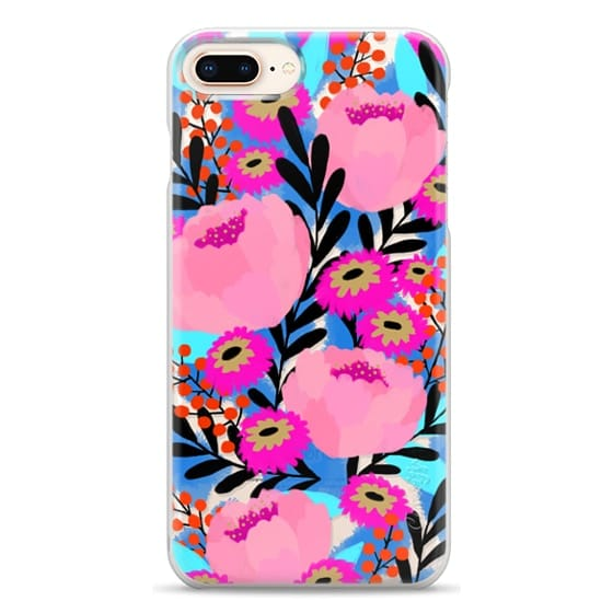 iPhone 8 Plus Cases - Anemone