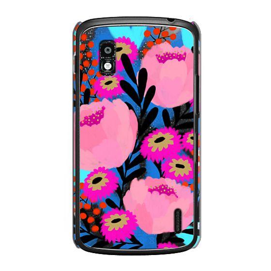 Nexus 4 Cases - Anemone