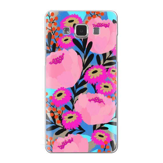 Samsung Galaxy A5 Cases - Anemone