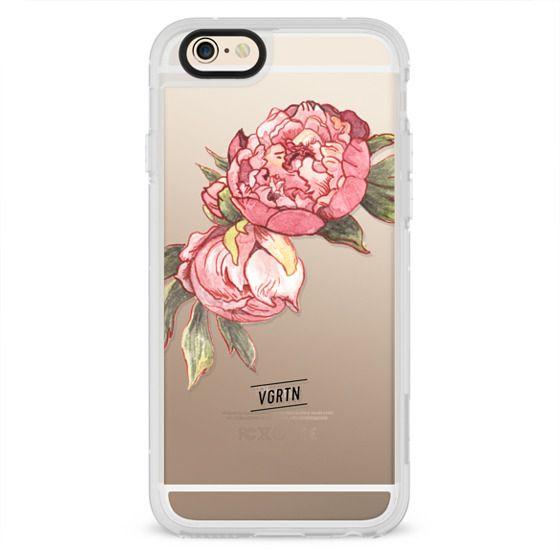 iPhone 6s Cases - VGRTN - Peonies
