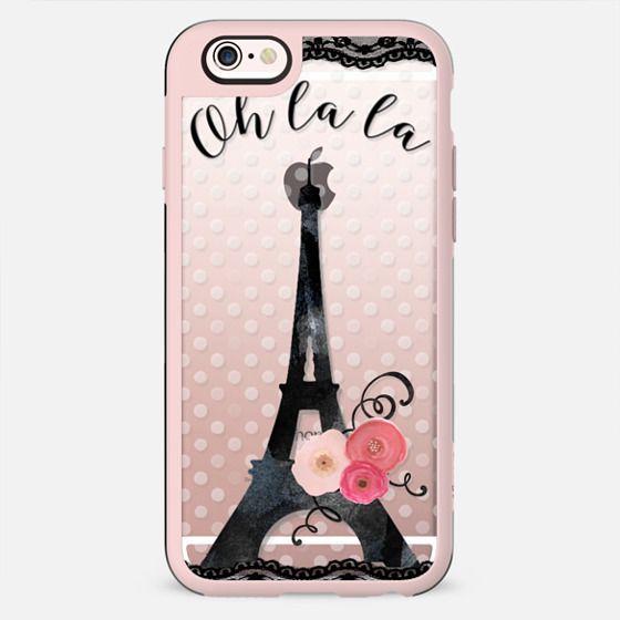 Oh la la Paris - New Standard Case