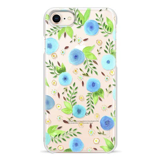 iPhone 7 Plus Cases - C Flowers