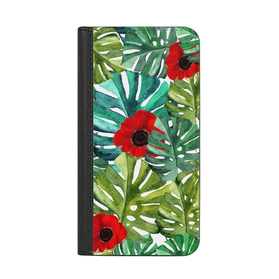 iPhone X Cases - Tropical Vibes II