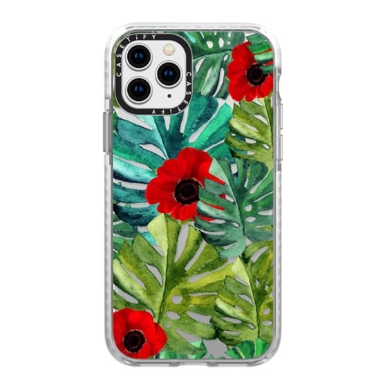 iPhone 11 Pro Cases - Tropical Vibes II
