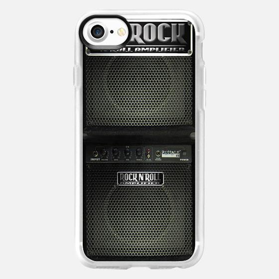 Rock 'n Roll amplifier -