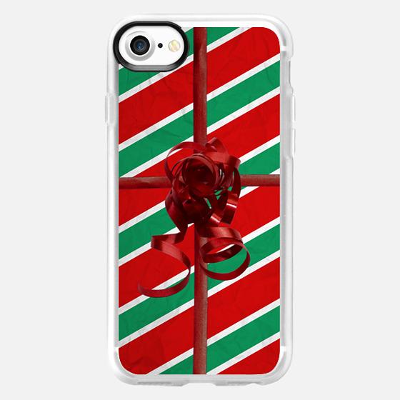 Christmas Present - Wallet Case