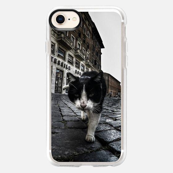 Street Cat - Snap Case