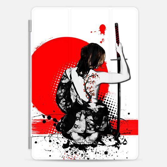 Trash Polka - Female Samurai -