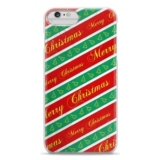 iPhone 6s Cases - Christmas Wrapping Paper