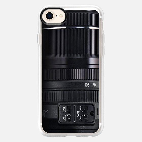 Camera Lens - Snap Case