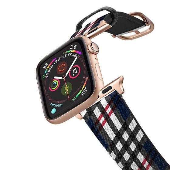 Apple Watch 42mm Bands - Scottish Tartan