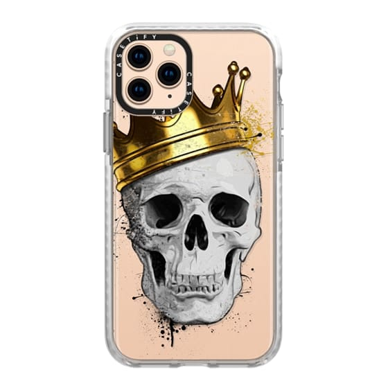 iPhone 11 Pro Cases - Royal Skull