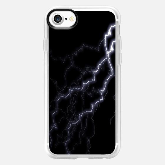 Lightning strike - Wallet Case