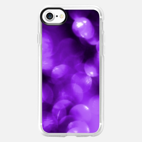 Soft Shimmer bokeh abstract lights - Wallet Case