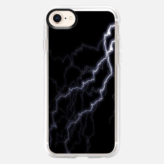 Lightning strike - Snap Case