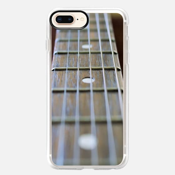 Guitar Neck And Strings Casetify