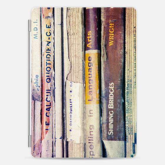 vintage school books ipad air -