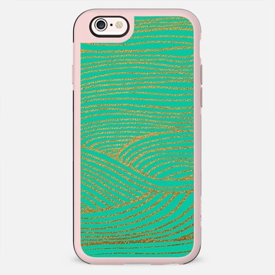 Wind  Gold Turquoise - New Standard Case