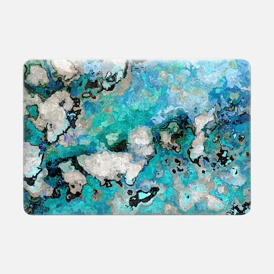 Marble Art V7 Macbook Case