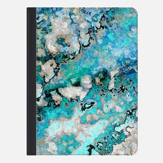 Marble Art V7 iPad Case
