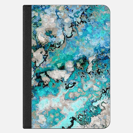 Marble Art V7 iPad Case