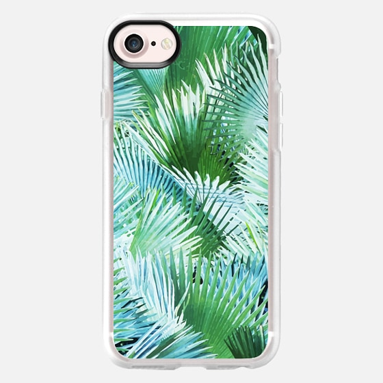 Palm Dreamer iPhone & iPod Case - Wallet Case