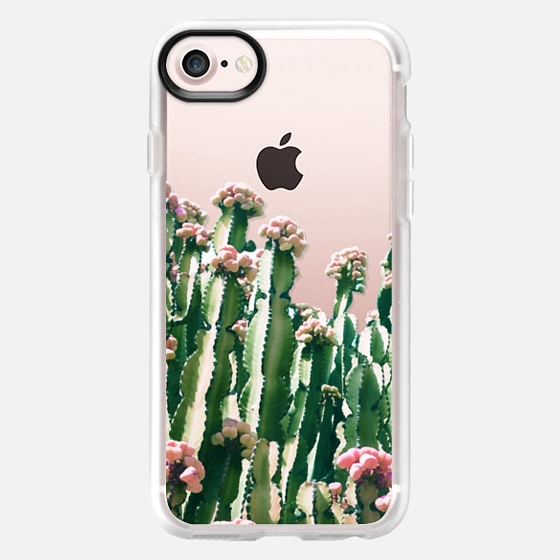 Blush Cactus Iphone and Ipod Case - Wallet Case